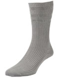 Cotton Soft Top Socks
