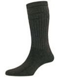 Thermal Wool Soft Top Socks