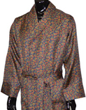 Silk Dressing Gowns 