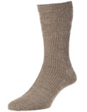 Wool Soft Top Socks