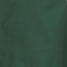 Bottle Green Silk Shantung