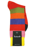 Pantherella Cotton Design Socks