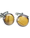 Natural Stones Cuff Links