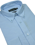 Oxford Cotton Button Down Shirts from Double Two