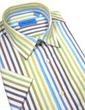 Peter England Short Sleeved Shirts
