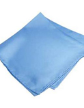 Plain Silk Handkerchiefs