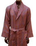 Printed Polyester Design Dressing Gowns