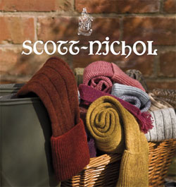 Scott Nichol Wool Shooting Sock Garters