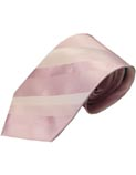 Semi Plain Silk Ties