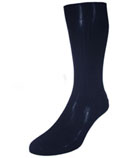 100% Cotton Lisle Socks-half calf