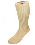 Cotton Blend Socks half calf (70% cotton 30% Nylon)