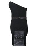 Pantherella Silk Dress Socks