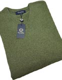 Viyella V Neck Lambswool Jumpers