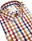 Viyella Button Down Collar Shirts