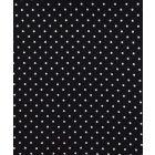 Black and White Spot Top Pocket Hankie