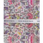 Liberty Print Fabric Lodden Design in Pink Cotton Pocket Hankie
