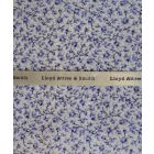 Liberty Print Michael Design in Lilac Cotton Pocket Hankie