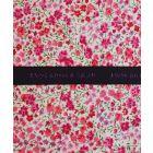 Liberty Print 'Phoebe' in Pink Cotton Pocket Hankie