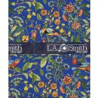 Liberty Print 'Catesby' Design in Blue Cotton Hankie
