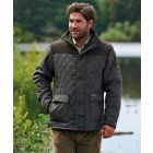 Lewis - Olive Microfibre Jacket from The Country Estate Range by Champion