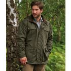 Balmoral - Olive Waterproof Jacket from The Country Estate Range by Champion