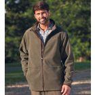 Berwick Olive - Microfleece Jacket from Champion