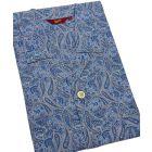 Turquoise Paisley Design Cotton Pyjamas from Somax