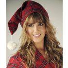 Red Tartan Lee Valley Flannel Nightcap