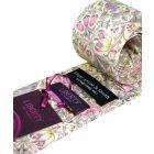 Liberty Print Lodden Design in Pink Cotton Tie