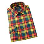 Viyella Cotton Shirt in Buchanan Tartan