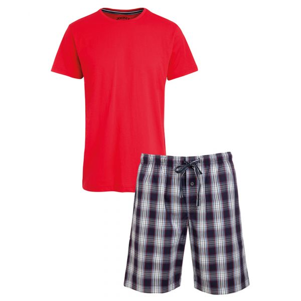 Red Shortie Pyjamas from Jockey
