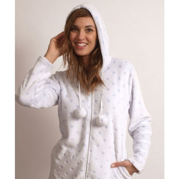 Supersoft Hooded Jacket from Waites Lingerie