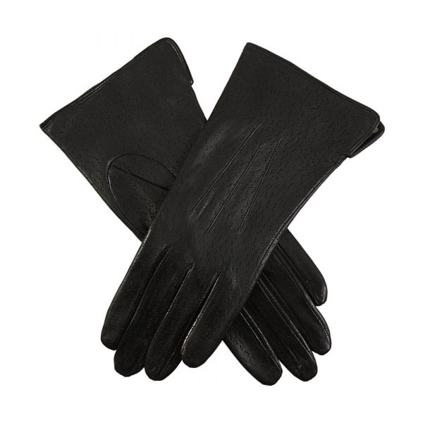 Jessica Black. Ladies Lined Leather Gloves
