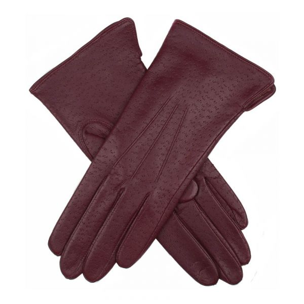 Jessica Claret. Ladies Lined Leather Gloves