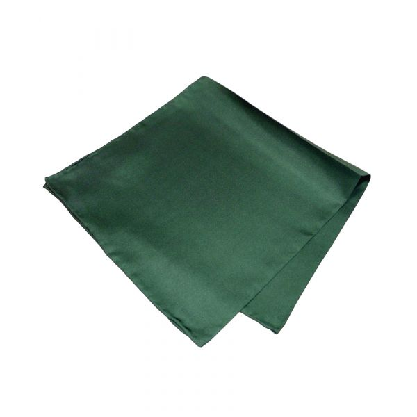 Green Silk Handkerchief