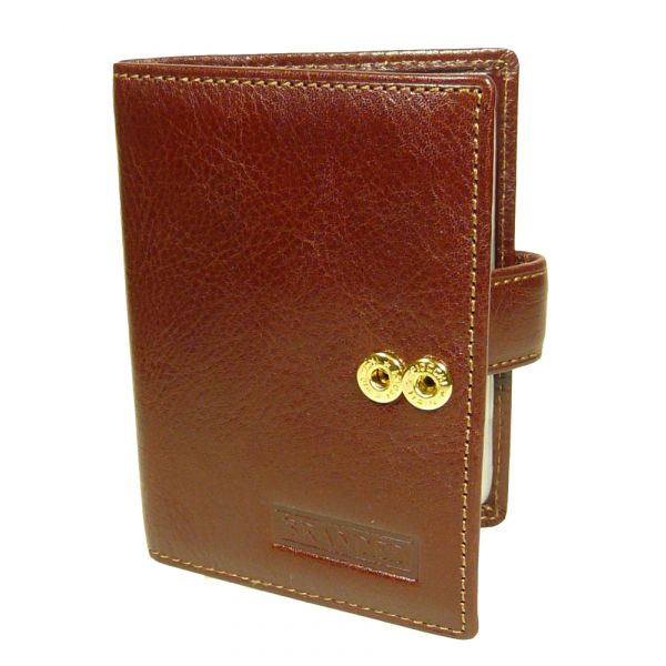 Leather Credit Card Case form Golunski