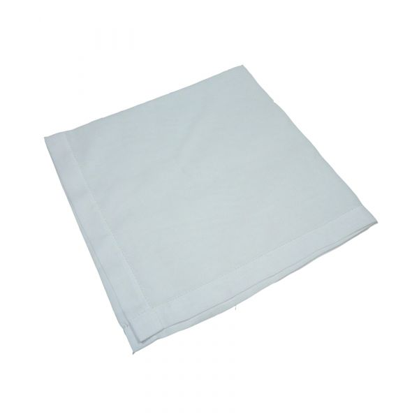 Single White1/2 Hemstitch Hankie