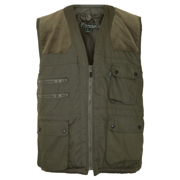Brecon. Olive Bodywarmer from Champion