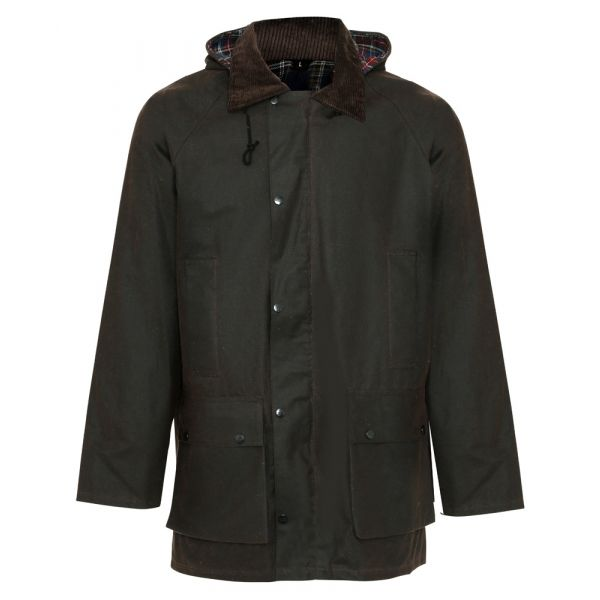 Howick - Brown Waxed Jacket from Champion