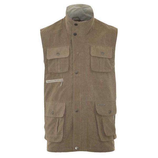Farnham Taupe - Water Resistant Bodywarmer from Champion