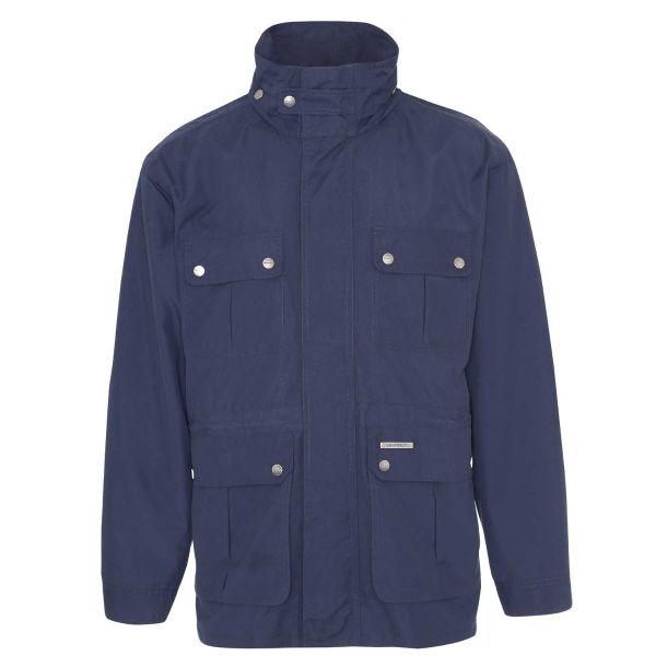 Pevensey Navy - Waterproofed Microfibre Jacket from Champion