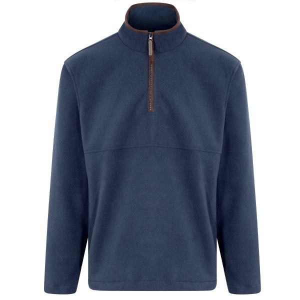 Berwick Navy - Microfleece Jacket from Champion