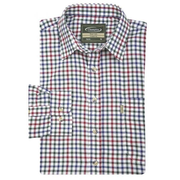 York Wine -  Easycare Shirt from Champion