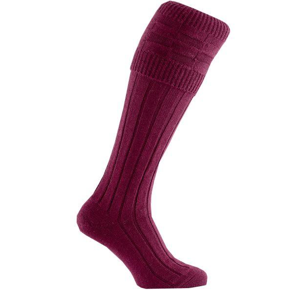 Pennine Socks - Portland Wool Shooting Socks