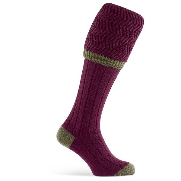 Pennine Socks - Enfield Wool Shooting Socks