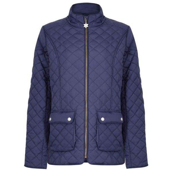 Wisley - Ladies Quilted Jacket in Navy from Champion