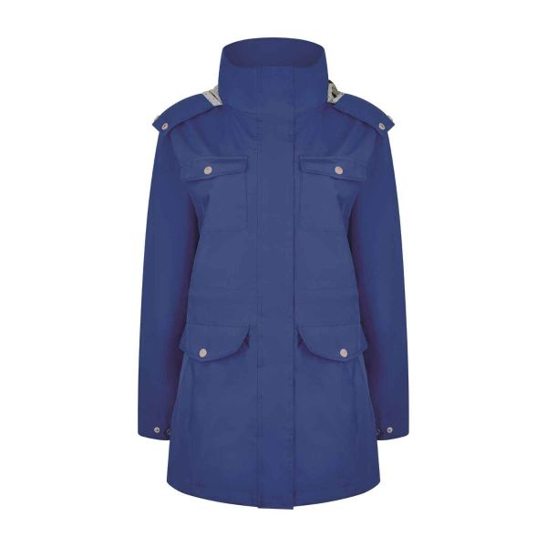 Filey - Ladies Waterproof Jacket with Hood from Champion