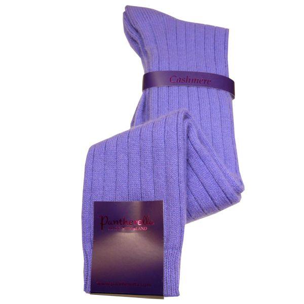 Bilberry Ladies Cashmere Socks - Tabitha Long
