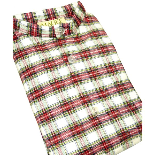 Dress Stewart Tartan Pyjamas from Magee of Donegal
