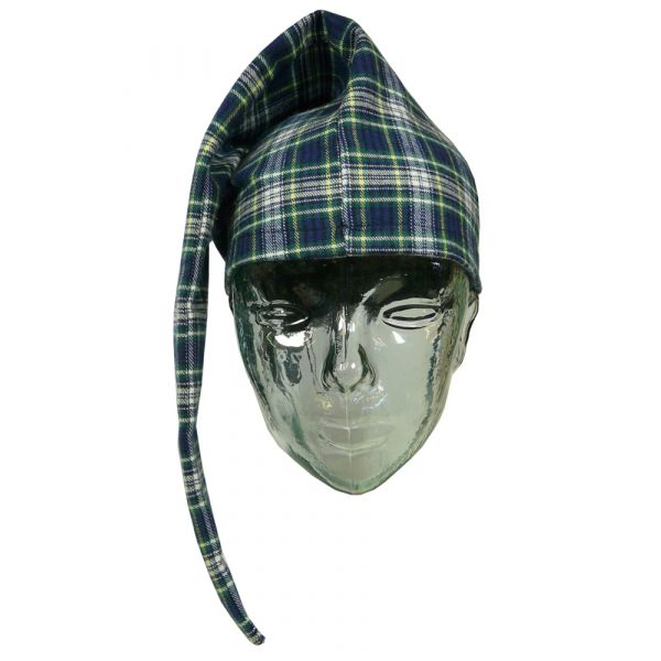 Magee Dress Gordon Tartan Night Cap